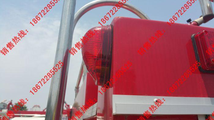 消防车示廓灯