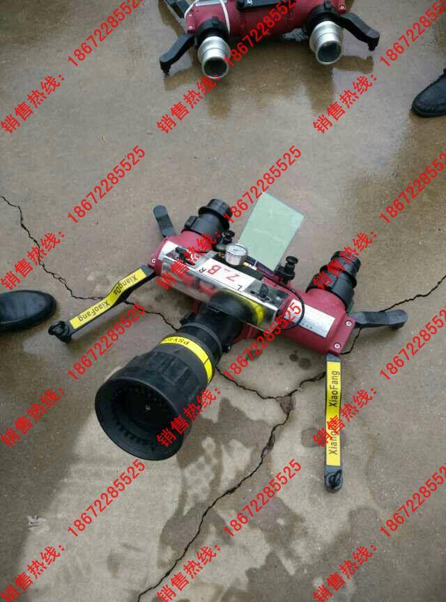 电控消防炮