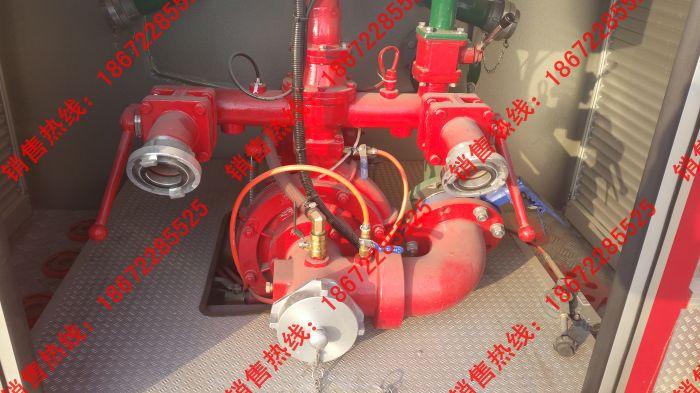 CB10/20-XZ 低压车用消防泵