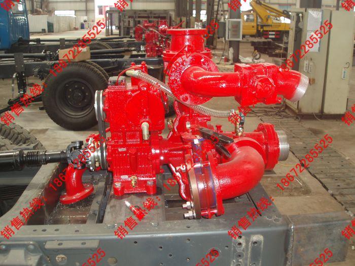 CB20.10/30.60-XZ 中低压车用消防泵