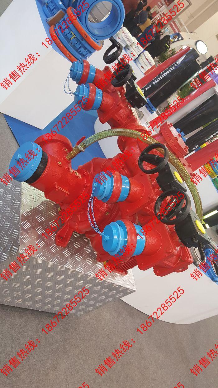 消防车水平中开式消防泵
