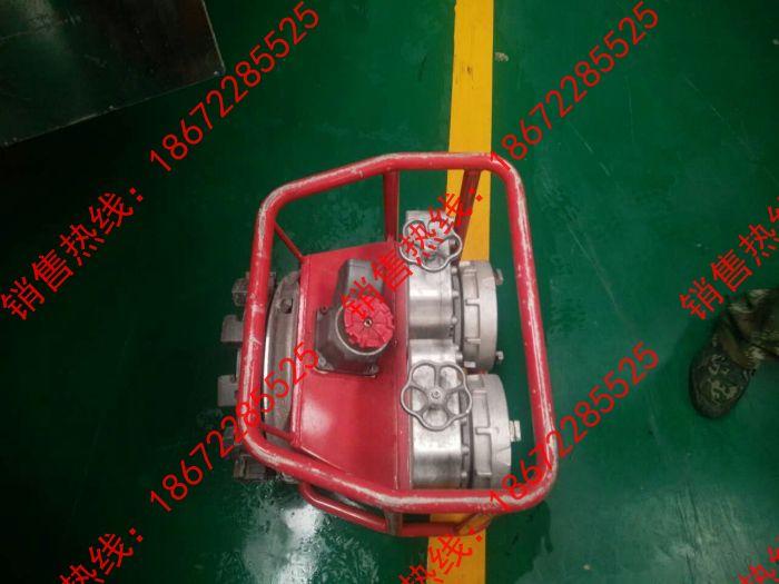 消防车大口径分水器