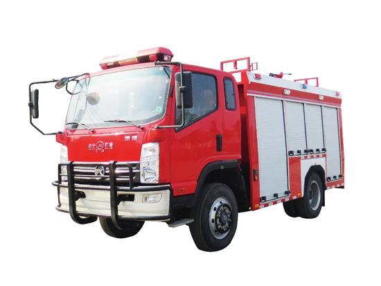 凯马四驱消防车